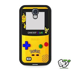 Pokemon Gameboy Samsung Galaxy S4 Case