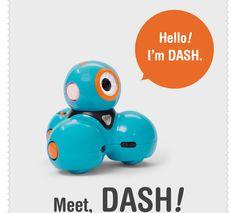 코딩을 알려주는 토이로봇 DASH [펀샵]