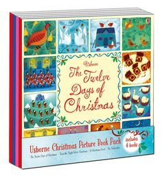 Christmas Picture Book Pack (set of 4)   2016