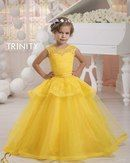 Cheap flower girl dresses, Buy Quality dresses pageant directly from China yellow flower girl dresses Suppliers: Custom Made Bright Yellow Flower girl Dress pageant ball gowns for girls Lace Pearls holy communion dresses Flower Girls, Yellow Flower Girl Dresses, Princess Flower Girl Dresses, Little Girl Dresses, Flower Dresses, Cute Dresses, Dresses Dresses, Yellow Dress, Dresses Online