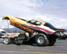Tom Hoover Showtime Corvette FC -22 Pomona