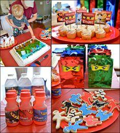 Lego Ninjago Party!   Huntsville Madison Alabama Children's Photographer » Click Photo Designs by Sarah Brewer