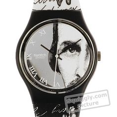 Swatch Glance GB149 - 1992 Fall Winter Collection