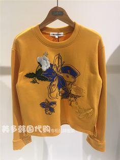 韩国专柜代购 MCGINN【美多】正品女装 17春T恤 MH1CL162-淘宝网全球站