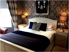 Affordable luxury for your stay in South Shields. All rooms have en-suite, Free Wifi and Smart TV's www.theclifton.co.uk