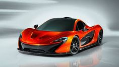 The McLaren Supercar won't officially make its debut until the Paris Auto Show but the stylish sports car is already stirring up some buzz. Three photos of the McLaren supercar were . Mclaren P1 Black, New Mclaren, Mclaren 650s, Supercars, Audi Supercar, Auto Poster, Porsche 918, Mc Laren, Most Expensive Car