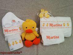 rojo caperucita: Una cesta para Martina