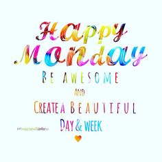 Quote Ok Monday Lets Do This New Week Positive Thoughts Fresh