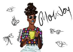 The best african fashion illustration ideas 1135 White Fashion, Fashion Art, Girl Fashion, Fashion Tips, Fashion Design, Glam Planning, Illustration Fashion, Digital Illustration, Eps Vector