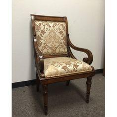 Eastern Legends Parisian Court Arm Chair