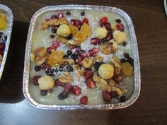Aşure -Turkish Dessert Armenian Recipes, Turkish Recipes, Armenian Food, Arabic Dessert, Turkish Dessert, I Love Food, Good Food, Food Club, Nom Nom