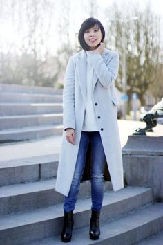 Ways to Make Gray Your Closet's New Black | StyleCaster