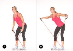 This is great! The resistance bands are going to really come in handy during our 3 summer vacations :-) Oxygen Women's Fitness | Training | Your On-the-Go Upper-Body Routine