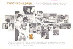 An early CHOC brochure.