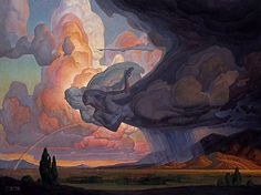 """Thomas Blackshear  """"Dance of the Wind and Storm"""""""