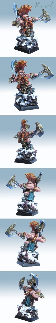Slayer Dwarf Avatars of War