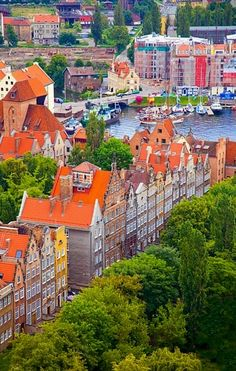 Can you believe this ?  It's Gdansk, Poland!