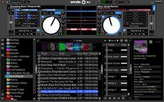 Serato DJ Video – Virtual DJ 8 (Fandos)