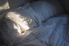 cute white bedroom ideas Bed Back, White Bedroom, Bedroom Ideas, Home, Ad Home, Homes, Haus, White Bedrooms, Dorm Ideas
