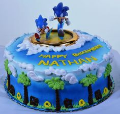 Castle Promos  May today and the coming year hold nothing but greatness for you. Best wishes always Sonic Birthday Cake, Sonic Birthday Parties, Happy 5th Birthday, Themed Birthday Cakes, Bolo Sonic, Sonic Cake, Las Vegas Cake, Hedgehog Birthday, Character Cakes