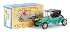 Matchbox Models of Yesteryear No.Y14-2 Maxwell Roadster 1911.