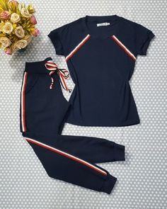 Casual Outfits Summer Classy, Cute Lazy Outfits, Sporty Outfits, Stylish Outfits, Casual Chic, Fashion Outfits, African Dresses For Kids, Pajamas Women, Courses