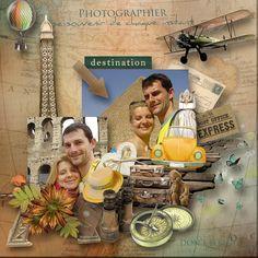 Travel Around the World collab