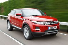 The Evoque is up to 100kg lighter than the Freelander and is based on similar architecture