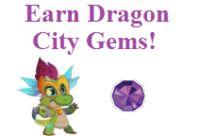 Earn Dragon City Gems