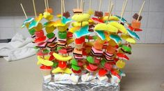 diy candy ideas | diy candy buffet bags , cannabis sativa letra , pink candy floss hair ...