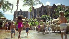 Watch this video to see how Aulani, a Disney Resort & Spa in Hawai'i was created with families in mind. Questions call (800) 644-7016 #AskAboutTVL
