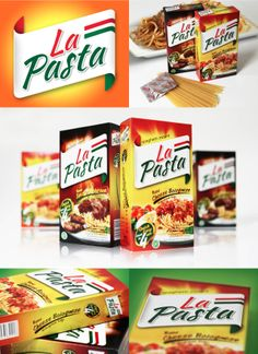 Product Logo, Brand Campaign, Bolognese, Print Ads, Logo Branding, Product Launch, Packaging, Pasta