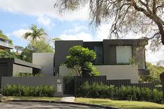 Anna Vaughan Architects | hunters hill residence