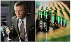 James Bond will be drinking Heineken in the next movie. Love it or hate it??