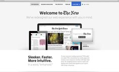 Relaunch der New York Times