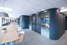 Uber's office by Bean buro, Hong Kong » Retail Design Blog
