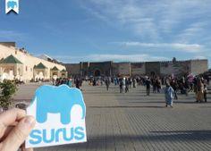 Surus a Place el Hedime a Meknes (Marocco) / Surus in Place el Hedime in Meknes (Morocco) ☛ www.surus.org