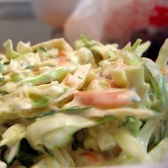 Make our Corkys Southern Cole Slaw Recipe at home tonight for your family. With our Secret Restaurant Recipe your Sothern-Style Cole Slaw will taste just like Corky's BBQ.