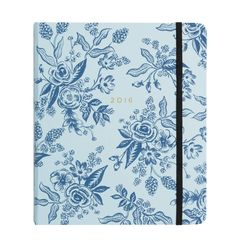2016 Toile 17-Month Planner by Rifle Paper Co.