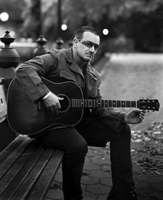 Bono by Mark Seliger