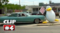 """Jackass' BAD GRANDPA """"Oops... There's a Penguin !"""" Movie Clip # 4"""