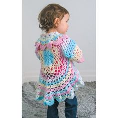 Mary Maxim - Granny's Little Girl (Size 18-24 months) - Apparel - Baby