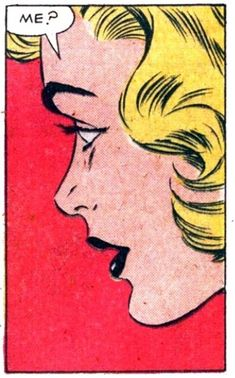 Vintage Comic Pop Art