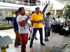 Persang Karaoke Live Demo..