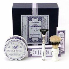 http://www.potsandpotions.co.uk/Shaving_soap_gift_set_with_Universal_Ointment_design_ceramic_pot.htm