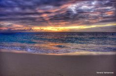 The Beach by Venera Varbanova on 500px