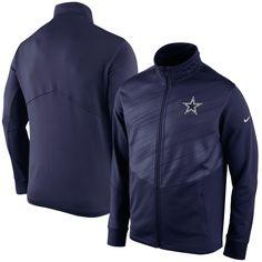 NFL Dallas Cowboys Nike Warp Performance Jacket