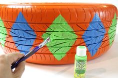How to Paint a Rubber Tire | eHow | eHow
