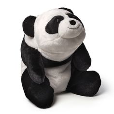 Gund Snuffles Panda Teddy Bear - 10 #4 loves panda bears, bears, books about bears or animals.