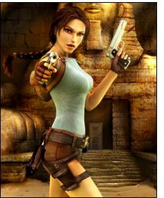 Photo of Tomb Raider's Lara Croft. for fans of Tomb Raider: Lara Croft. Tomb Raider Underworld, Tomb Raider Game, Tomb Raider Lara Croft, Lara Croft Anniversary, 90s Fancy Dress, Raiders Wallpaper, Laura Croft, Places In Egypt, Microsoft Visual Studio